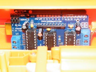 Anleitung selbstschußanlage mit arduino dartblaster modding